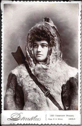 2009 Josephine Peary was hardly amused when her husband, polar explorer Robert Peary, confessed he'd fallen in with an Inuit woman at the dome of the world. Undaunted, she courageously kept […]<!-- AddThis Sharing Buttons below --><!-- AddThis Sharing Buttons below -->