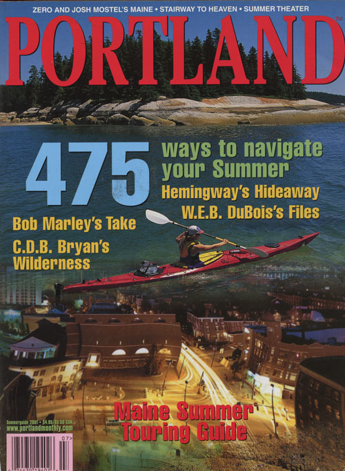 Summerguide 2001 By Leigh Donaldson For decades, the FBI tailed him. But every summer for two weeks in July the African-American intellectual leader disappeared…to a lake in Maine. When the […]<!-- AddThis Sharing Buttons below --><!-- AddThis Sharing Buttons below -->