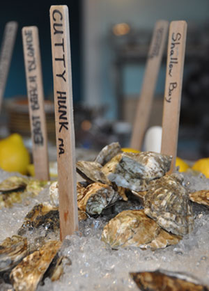 Shuck & Thrive Eventide Oyster Company ups the ante for the rest of the bed. Review by Diane Hudson We talk of many things: shoes, ships, sealing wax, cabbages, and […]<!-- AddThis Sharing Buttons below --><!-- AddThis Sharing Buttons below -->