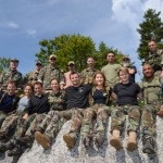 Astronaut-Candidate-Class-2013-(and-instructors)-at-Land-survival-trining-in-Maine_Photo-credit-Lauren-Harnett-NASA
