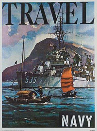 By Lewis Turco Peter Ross Perkins and I met in 1953 in New York City after I was transferred from Bainbridge, MD, to serve aboard the U.S.S. Hornet (CVA12), the eighth ship […]<!-- AddThis Sharing Buttons below --><!-- AddThis Sharing Buttons below -->