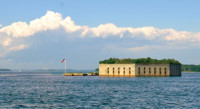 """April 2016 Fort Gorges was modeled on Fort Sumter. What a wild duet.<!-- AddThis Sharing Buttons below --><!-- AddThis Sharing Buttons below -->                 <div class=""""addthis_toolbox addthis_default_style addthis_"""" addthis:url='http://www.portlandmonthly.com/portmag/2016/03/two-for-the-ages/' addthis:title='Two For The Ages' >                     <a class=""""addthis_button_preferred_1""""></a>                     <a class=""""addthis_button_preferred_2""""></a>                     <a class=""""addthis_button_preferred_3""""></a>                     <a class=""""addthis_button_preferred_4""""></a>                     <a class=""""addthis_button_compact""""></a>                     <a class=""""addthis_counter addthis_bubble_style""""></a>                 </div>"""