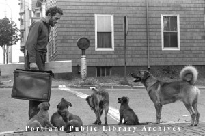 Remember 'The Dog Man'? | PORTLAND MAGAZINE