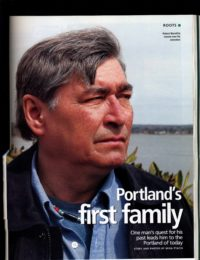 One man's quest for his past leads him to the Portland of today. Story and photos by Mira Ptacin, Summerguide 2004 View this complete story as a PDF  <!-- AddThis Sharing Buttons below --><!-- AddThis Sharing Buttons below -->