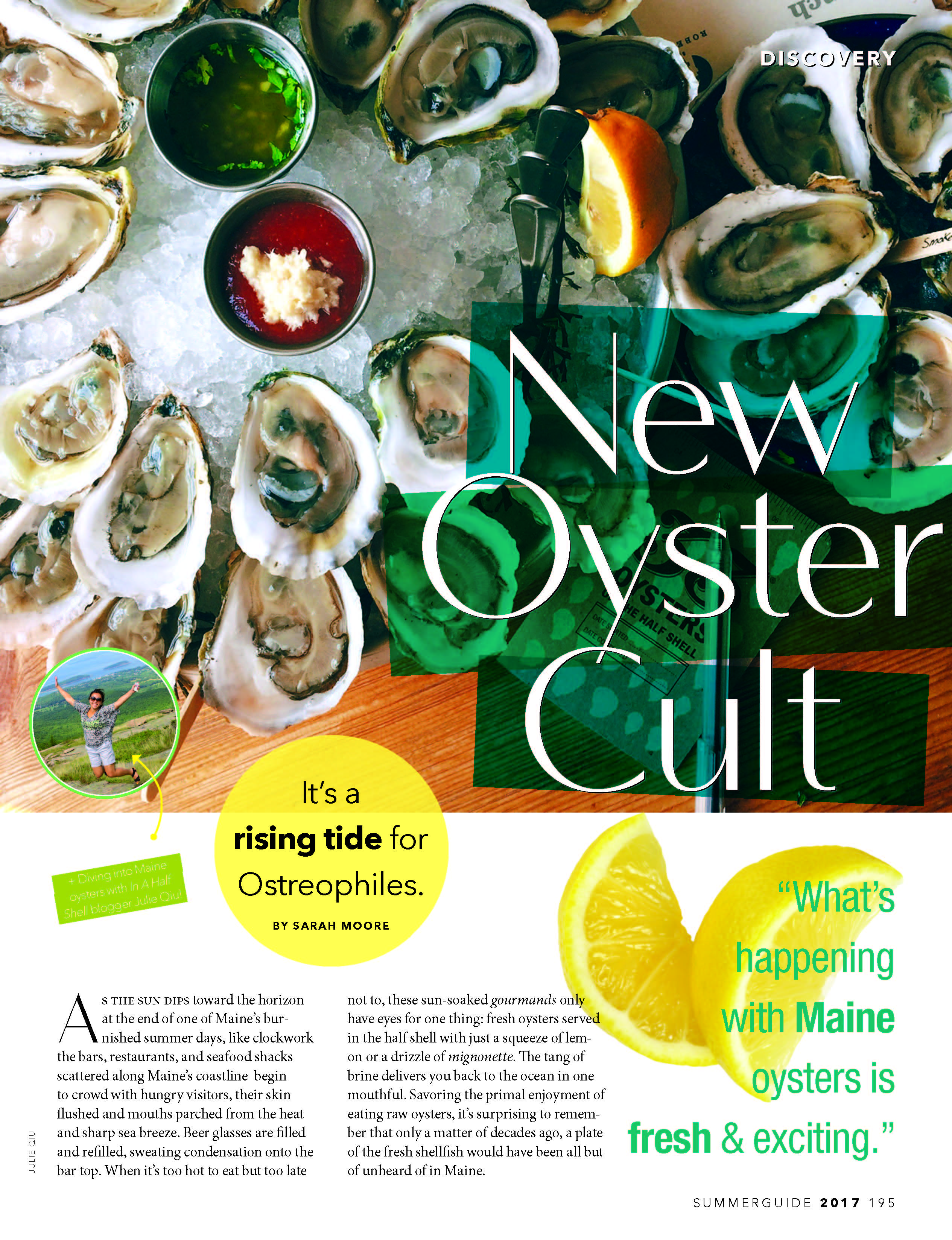 New Oyster Cult - Summerguide Feature 2017