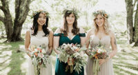 """Winterguide 2019 These brides ditch tradition and make their wedding day a canvas of the unexpected.<!-- AddThis Sharing Buttons below --><!-- AddThis Sharing Buttons below -->                 <div class=""""addthis_toolbox addthis_default_style addthis_"""" addthis:url='http://www.portlandmonthly.com/portmag/2019/01/the-bride-wore-red/' addthis:title='The Bride Wore Red' >                     <a class=""""addthis_button_preferred_1""""></a>                     <a class=""""addthis_button_preferred_2""""></a>                     <a class=""""addthis_button_preferred_3""""></a>                     <a class=""""addthis_button_preferred_4""""></a>                     <a class=""""addthis_button_compact""""></a>                     <a class=""""addthis_counter addthis_bubble_style""""></a>                 </div>"""