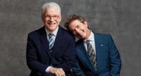 """Comedians Steve Martin and Martin Short strike Maine. Interview by Colin W. Sargent<!-- AddThis Sharing Buttons below --><!-- AddThis Sharing Buttons below -->                 <div class=""""addthis_toolbox addthis_default_style addthis_"""" addthis:url='http://www.portlandmonthly.com/portmag/2019/07/two-amigos/' addthis:title='Two Amigos' >                     <a class=""""addthis_button_preferred_1""""></a>                     <a class=""""addthis_button_preferred_2""""></a>                     <a class=""""addthis_button_preferred_3""""></a>                     <a class=""""addthis_button_preferred_4""""></a>                     <a class=""""addthis_button_compact""""></a>                     <a class=""""addthis_counter addthis_bubble_style""""></a>                 </div>"""